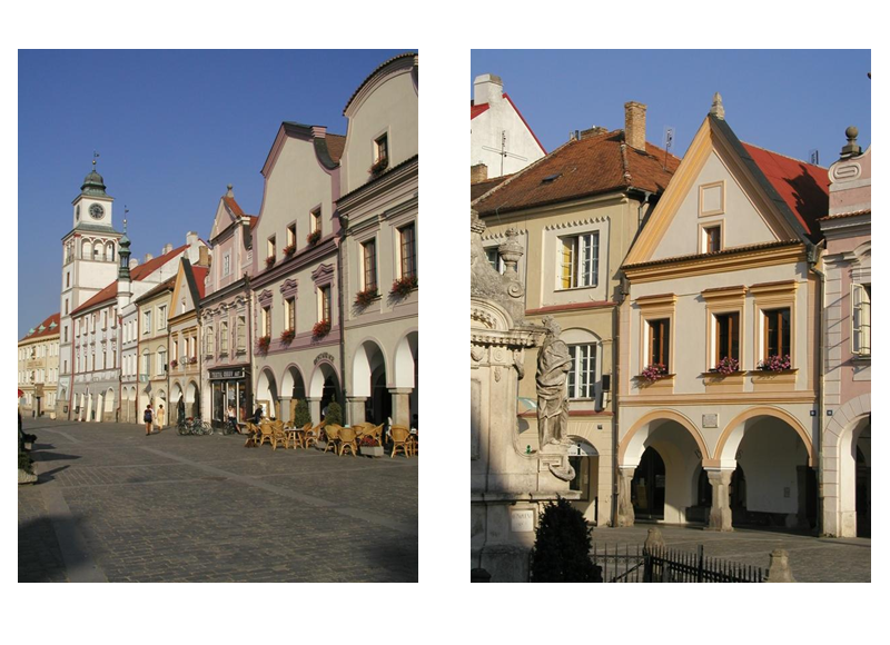 Apartmány v Třeboni REVE