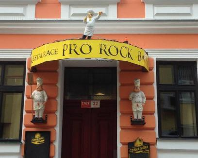 Restaurace Prorock bar