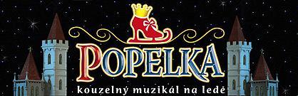 Popelka na ledě - muzikál - Budvar Aréna České Budějovice