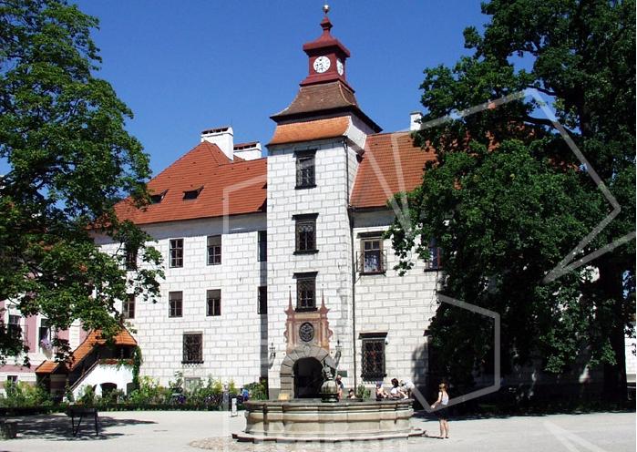 Hrady a Zámky jižních Čech