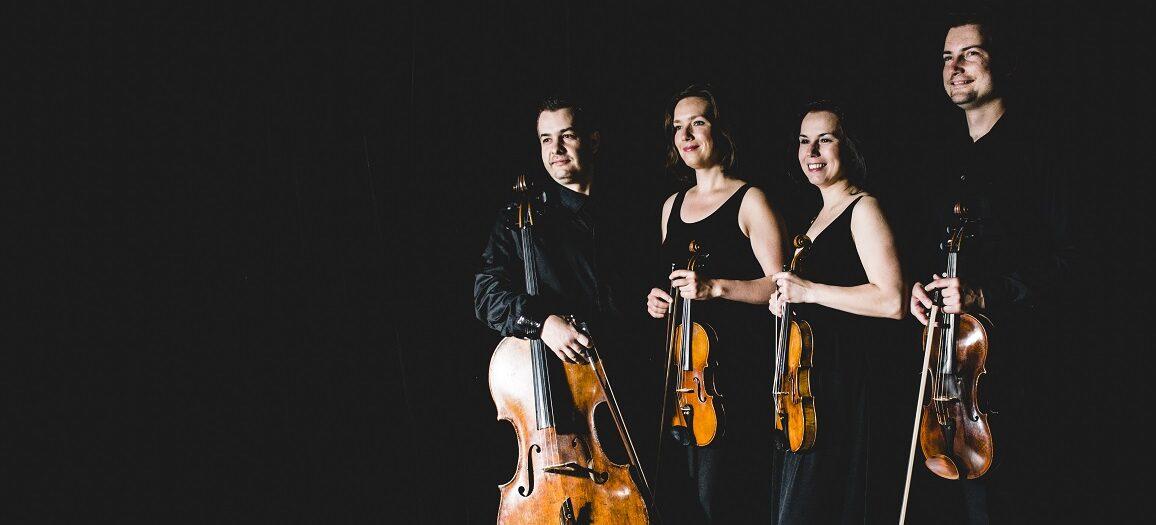 Škampovo kvarteto: MEZINÁRODNÍ HUDEBNÍ FESTIVAL ČESKÝ KRUMLOV