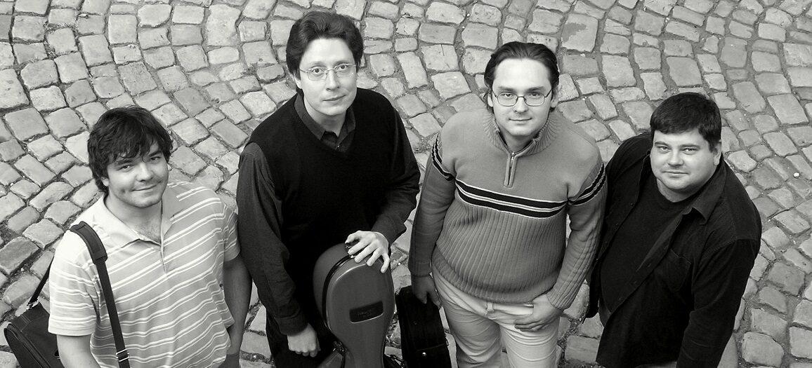 Heroldovo kvarteto: MEZINÁRODNÍ HUDEBNÍ FESTIVAL ČESKÝ KRUMLOV