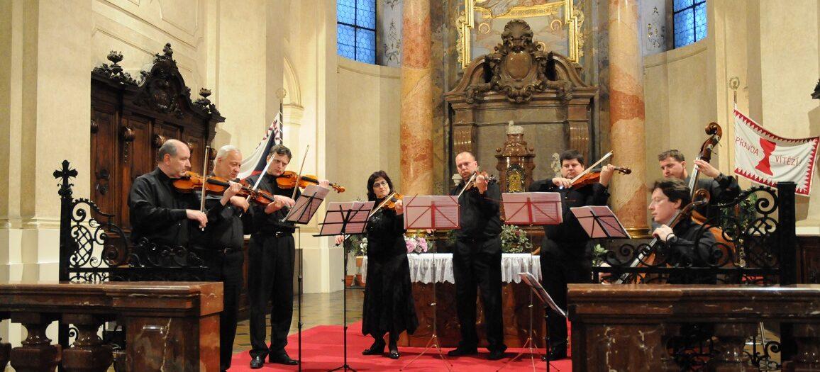 Večer s Antoniem Vivaldim: MEZINÁRODNÍ HUDEBNÍ FESTIVAL ČESKÝ KRUMLOV