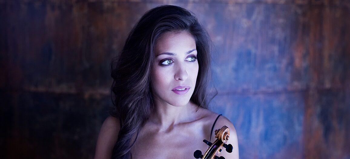 Závěrečný koncert – Leticia Moreno: MEZINÁRODNÍ HUDEBNÍ FESTIVAL ČESKÝ KRUMLOV