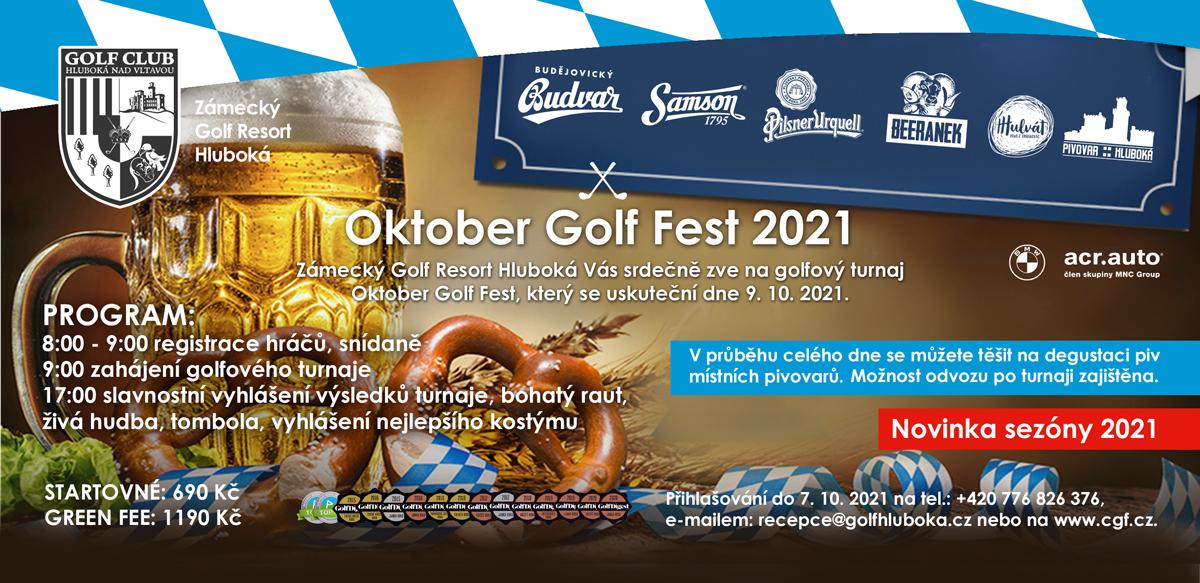 Oktober Golf Fest 2021